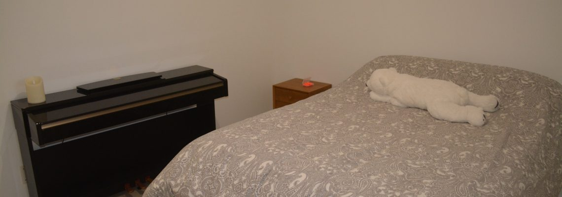 Location T3, Coudoux, chambre 2